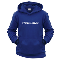 Addicted To Lowering Kids Hoodie