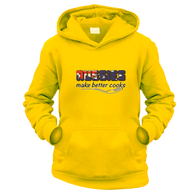 Aussies Make Better Cooks Kids Hoodie