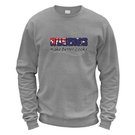 Aussies Make Better Cooks Sweater