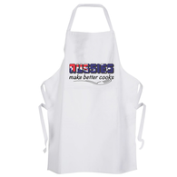 Aussies Make Better Cooks Apron