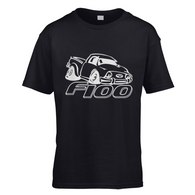 F100 Truck Kids T-Shirt