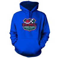 Red Shell Speed Parts Hoodie