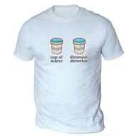 Dinosaur Detector Mens T-Shirt