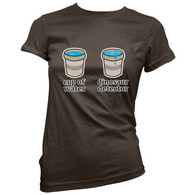 Dinosaur Detector Womans T-Shirt