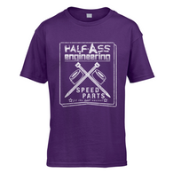 Half AssEngineering Kids T-Shirt