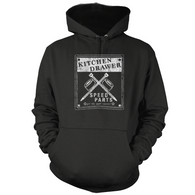 Kitchen Drawer Speed Parts Hoodie