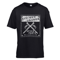 Kitchen Drawer Speed Parts Kids T-Shirt