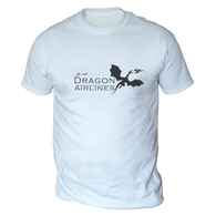 Dragon Airlines Mens T-Shirt