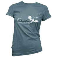 Dragon Airlines Womans T-Shirt