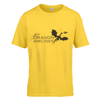 Dragon Airlines Kids T-Shirt