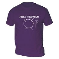 Free Truman Mens T-Shirt