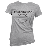 Free Truman Womans T-Shirt