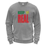 Keep Staines Real Sweater