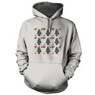 Santa Tree Hoodie
