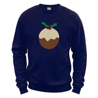 Xmas Pudding Sweater