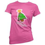 Wear Something Christmassy Womans T-Shirt