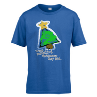 Wear Something Christmassy Kids T-Shirt