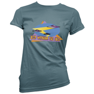 Watch the Skies Womans T-Shirt