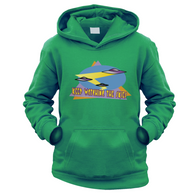Watch the Skies Kids Hoodie