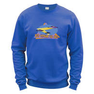 Watch the Skies Sweater