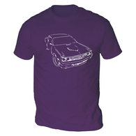 Challenger Sketch Mens T-Shirt