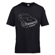 Challenger Sketch Kids T-Shirt