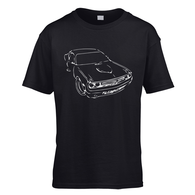Challenger Sketch Kids T-Shirt