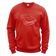 Challenger Sketch Sweater