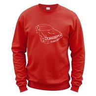 Challenger Sketch Sweater