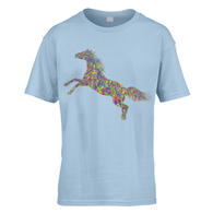 Magnificent Horse Kids T-Shirt