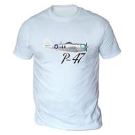 P-47 Mens T-Shirt