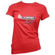 P-47 Womens T-Shirt