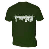 Sydney Skyline Mens T-Shirt