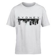 Sydney Skyline Kids T-Shirt