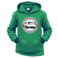 Grow Up Optional R35 Kids Hoodie