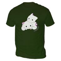 Cute Cats Mens T-Shirt