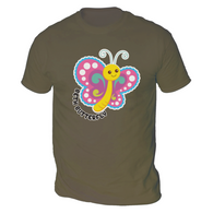 Beth Butterfly Mens T-Shirt
