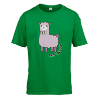 Andy Alpaca Kids T-Shirt