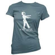 Boxset Binger Womens T-Shirt