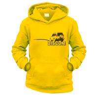 CarAss Disco2 Kids Hoodie