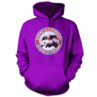 Grow Up Optional Disco2 Hoodie