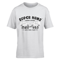 Men with Ven Kids T-Shirt