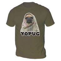 YoPug Mens T-Shirt