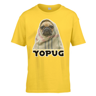 YoPug Kids T-Shirt