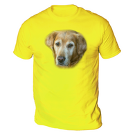 Hango Retriever Mens T-Shirt