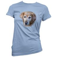 Hango Retriever Womens T-Shirt