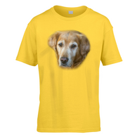 Hango Retriever Kids T-Shirt