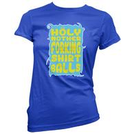 Forking Shirt Balls Womens T-Shirt