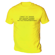 Formula for Accountants Mens T-Shirt