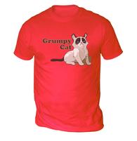 Grumpy Cat Mens T-Shirt